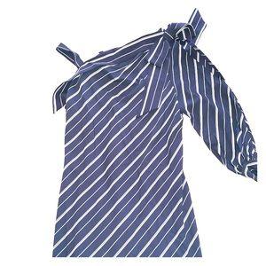 ECI New York One Shoulder Dress